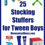 Stocking Stuffers for Tween Boys
