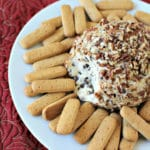 Dessert Cheese Ball {Tasty Tuesdays}
