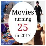 Movies Turning 25 in 2017 {DVD Netflix Giveaway}