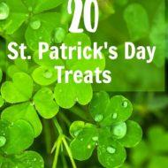 20 St. Patrick's Day Treats {Tasty Tuesdays}