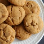 Double Butterscotch Cookies {Perfect for Freezing}