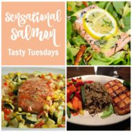 Sensational Salmon Dishes {Tasty Tuesdays}